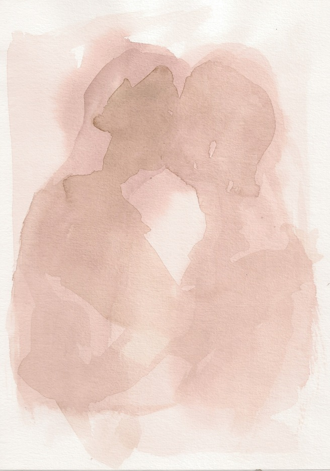 The Kiss, by Francois-Henri Galland